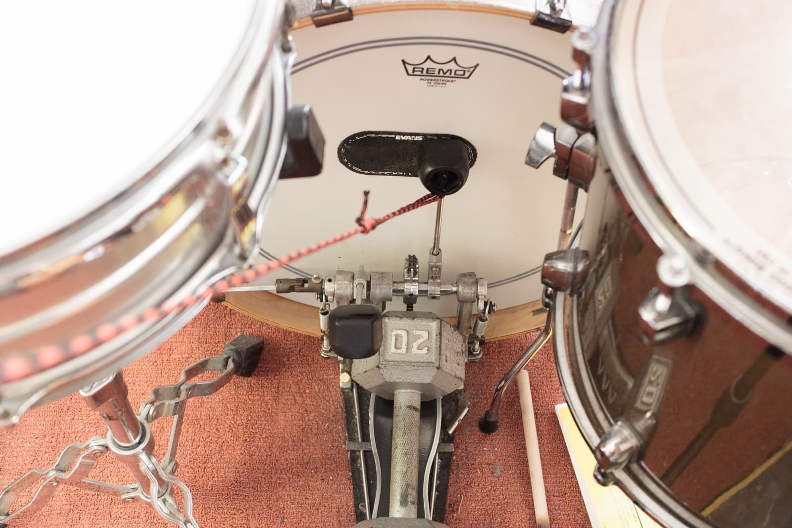 You're probably miking drums wrong, and how to fix it