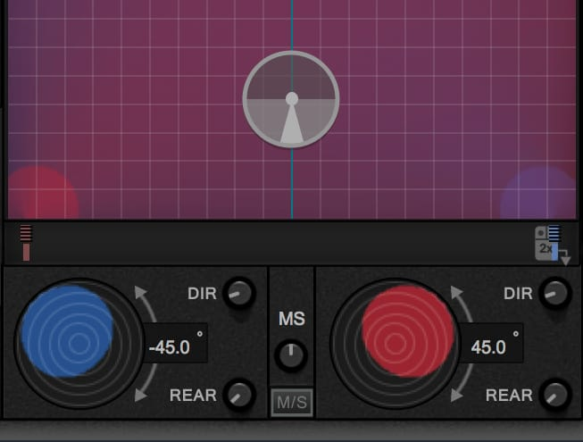 Microphone Controls