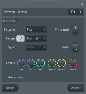 30 days with FLStudio 20 - Part 5: Piano Roll Tools