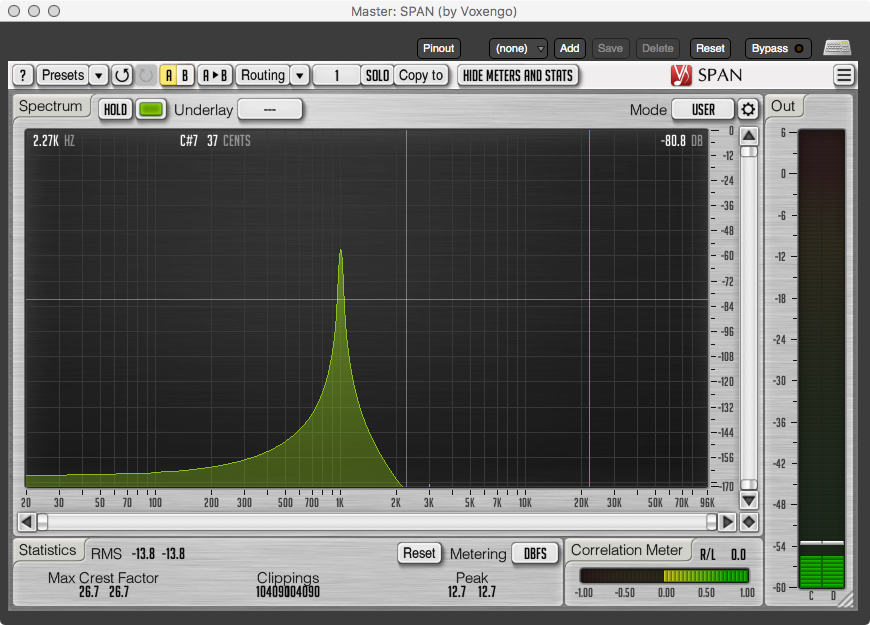 Mixbus 32c - The Mixer