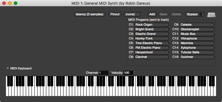 Review Of Mixbus Instrument And Midi Plugins