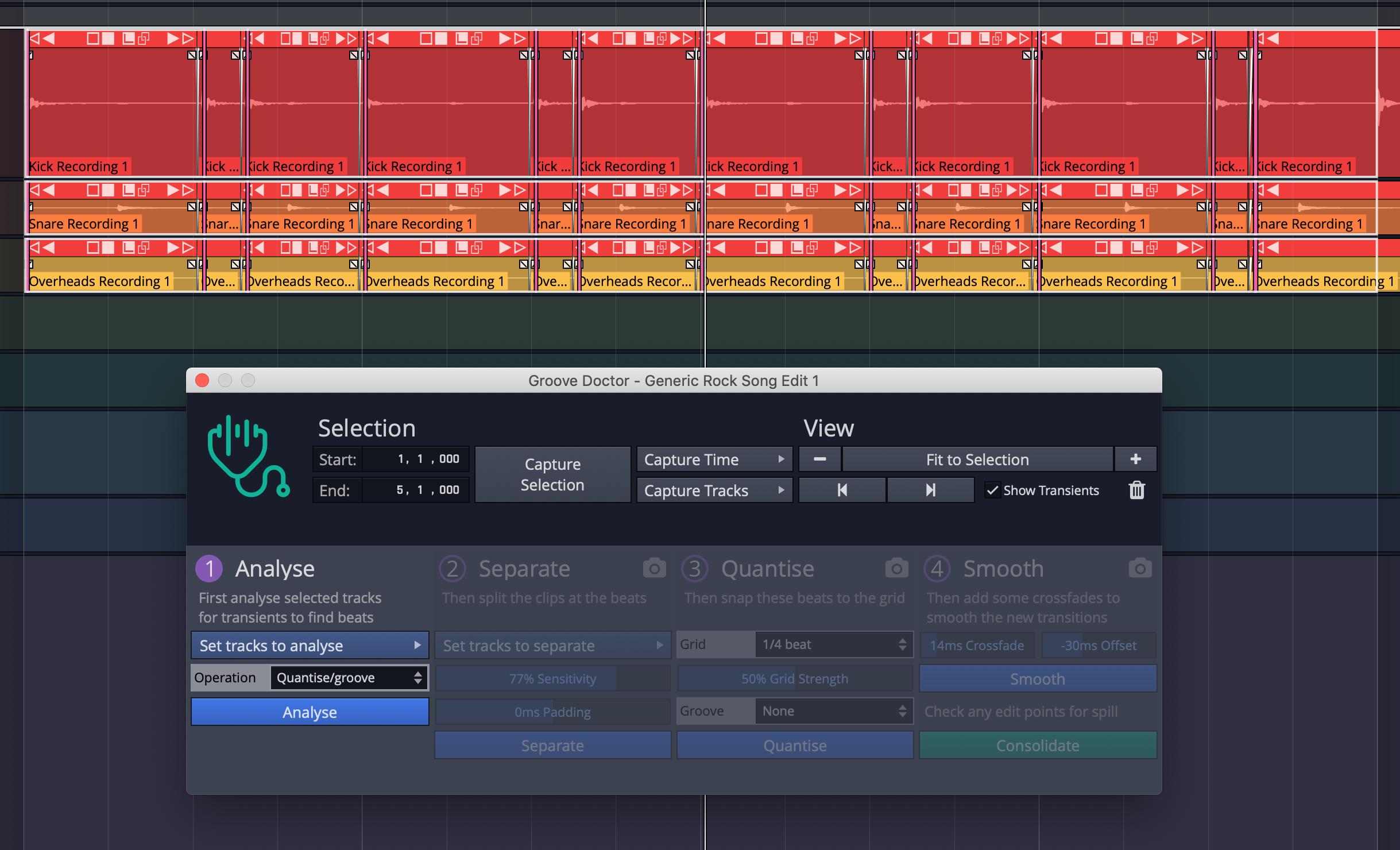 Tracktion Waveform - Version 10 1 0