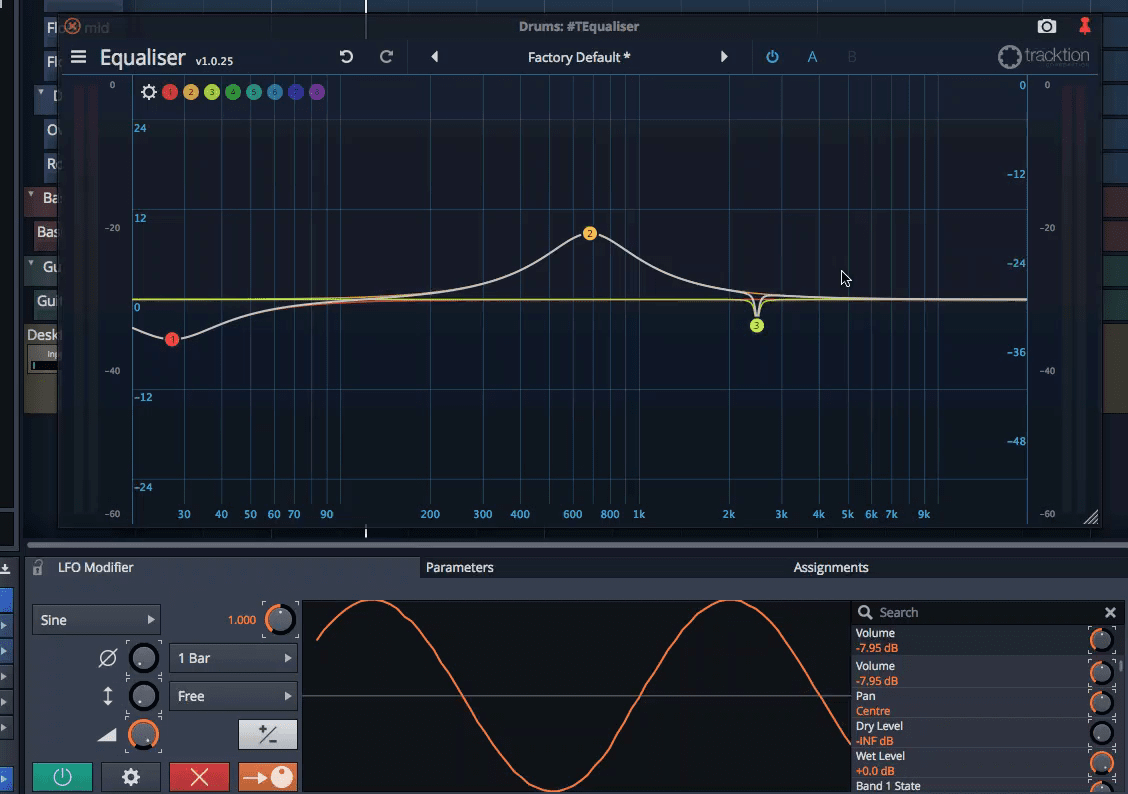 Waveform: the good, the bad, the weird  - Version 9 1 1, Part 2